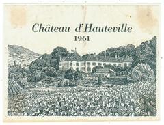 Rare // Château D'Hauteville 1961, St.Légier Vaud // Suisse - Galli