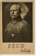 LUDENDORFF; General, Militaria.  Spende - Für Kriegsbeschädigte - People