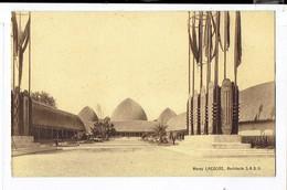 42602 Exposition Coloniale De Paris 1931 - Pavillon Du Conge Belge - Expositions