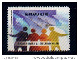 Guatemala 2014 ** UPAEP 2013 Lucha Contra La Discriminacion.  See Description. - Guatemala