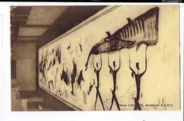 42604 Exposition Coloniale De Paris 1931 - Pavillon Du Conge Belge - Un Des Velums - Expositions