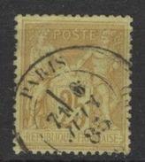 Frankreich Mi 78 Gest K2-811 - 1876-1898 Sage (Type II)