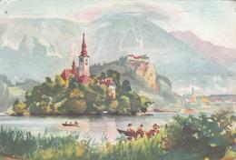 SLOVENIA - Jaka Torkar - Bled - Slovénie