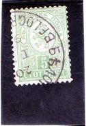 B - 1889 Bulgaria - Leone Araldico - 1879-08 Principalty