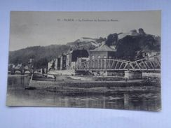 Réf: 99-3-283.              NAMUR  Le Confluent De Sambre Et Meuse. - Namur