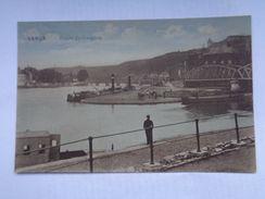 Réf: 99-3-284.             NAMUR   Pointe Du Grognon   ( Colorisée ) - Namur