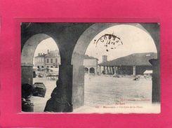 32 Gers Mauvezin, Un Coin De La Place, 1926, (Labouche) - France