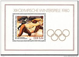 OOST-DUITSLAND MI.NR.BLOCK 57  MNH / POSTFRIS / NEUF SANS CHARNIERE 1980 - [6] Oost-Duitsland