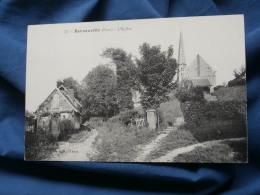 Bernouville  L'église - N° 17 - L323 - Autres Communes