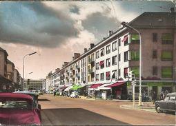 44 SAINT NAZAIRE AVENUE  DE  LA  REPUBLIQUE    VUE  SUR  L  HOTEL  DE  VILLE - Saint Nazaire