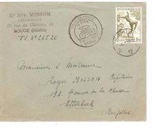 TP 969 S/L.c.Namur 9/7/1955 + C.Tour De France 4e Etape Cycliste 10/7/1955 V.Etterbeek 925 - Ciclismo