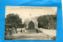 La CIOTAT-chapelle De Notre Dame De La Gardedeux  Dévotes Devant L'entrée - Années 20 Beau Plan édition Gavard - La Ciotat