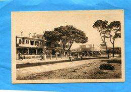 La CIOTAT-hotel Miramar-le Casino Et  Rose Thé - Années 30 Beau Plan édition  C A P - La Ciotat