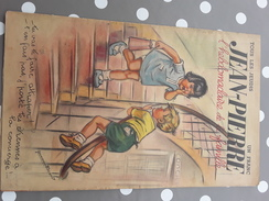 Hebdomadaire De La Famille JEAN PIERRE Décembre 1938. Illustration Germaine Bouret . La Concierge - Bücher, Zeitschriften, Comics