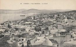 CPA - MAROC - TANGER. - Vue Générale. Imp. Le Deley. Ecrite 1921 - Tanger