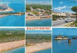 SALUTISSIMI - De Cavallino A Punta Sabbioni - Italia