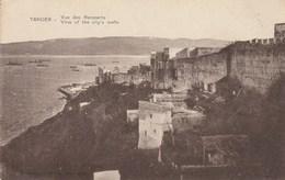 CPA - MAROC - TANGER. - Vue Des Remparts. écrite 1921. - Tanger