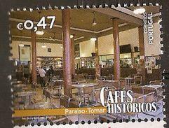 Portugal ** & Portuguese Historical Cafés, Paradise Tomar Portugal  2016 (7435) - Hotels, Restaurants & Cafés