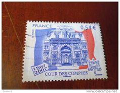 DESTOCKAGE TIMBRE FRANCE A PRIX REDUIT ET FIXE  YVERT N° 4028 - Usados