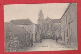 Bisseuil  / L'Eglise - Francia