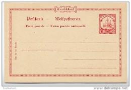 TOGO  P 10  Postkarte  ** 1900  Kat. 6,50 € - Kolonie: Togo