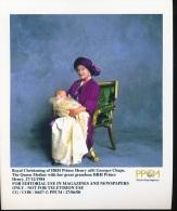 Royal Christening Of HRH Prince Henry AtSt Georges Chape  -- 27/12/1984 - Personnes Identifiées