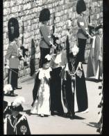Qeen Elizabeth The Queen Mother HRH Prince Charles -- Jun 1987 - Geïdentificeerde Personen