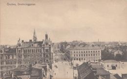 ÖREBRO (Schweden) - Drottninggatan, Karte Um 1905 - Schweden