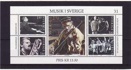 Suède 1983 Cat. Yvert N° BF11**  Graveur Slania - Blocs-feuillets