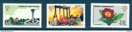 Turkey, Yvert No 3785/3787, MNH - Nuevos