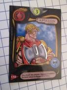 Carte Du Jeu DEUS N° 110 BRILLANTE OR APOLLON  (Civilisation ROME ) , En Très Bon état , Voir Photos - Group Games, Parlour Games