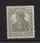 ALLEMAGNE-EMPIRE 1916/19  YVERT N°97 NEUF MLH* - Germany