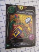 Carte Du Jeu DEUS N° 27 HUITZILOPOCHTLI  (Civilisation AZTEQUE ? ) , En Très Bon état , Voir Photos - Group Games, Parlour Games