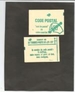 CARNET N° 1970 C1a Numéroté Et Ouvert Au Cutter Sur Pointillé  Cote 62,00 - Usage Courant