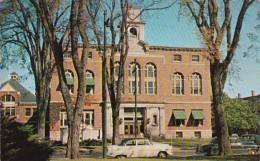 New Hampshire Rochester City Hall