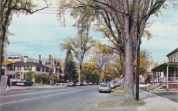 New Hampshire Rochester Main Street