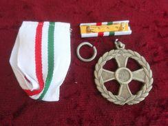 Croce Commemorativa Missione Unifil Libano Con Nastrino Nuova - Italia