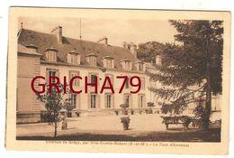 77 BRIE COMTE ROBERT - LE CHATEAU DE GREGY - LA COUR D HONNEUR - Brie Comte Robert