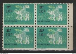 VIETNAM DU SUD:  N°519 ** En Bloc De 4 BdF, TB. Cote 26€ - Vietnam