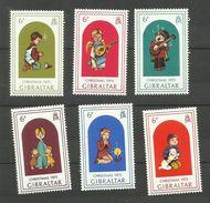 Gibraltar N°323 à 328 Neufs** Cote 5.40 Euros - Gibraltar