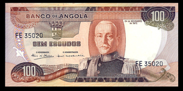 # # # Banknote Angola 100 Escudos 1972 UNC # # # - Angola