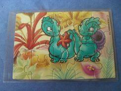 Drolly Dinos 1993 / Puzzle + BPZ - Maxi (Kinder-)