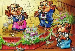 Top Ten Teddies / Puzzle + BPZ - Maxi (Kinder-)
