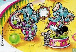 Stars In Der Manege / Puzzle + BPZ - Maxi (Kinder-)
