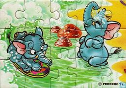 Funny Fanten Cluburlaub / Puzzle - Maxi (Kinder-)