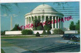 ETATS UNIS AMERIQUE - JEFFERSON MEMORIAL  WASHINGTON DC - Washington DC