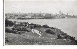 St.  Andrews  From  Kinkell  Braes - Fife