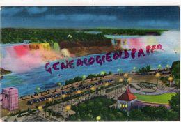 CANADA - ONTARIO- NIAGARA FALLS - BY ILLUMINATION - Ontario