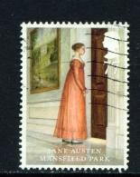 GREAT BRITAIN  -  2013  Jane Austen  77p  Used As Scan - 1952-.... (Elizabeth II)