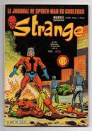 Strange N°136 L'intrépide Daredevil - L'homme Araignée - L'empire Des Robots - L'invincible Iron Man De 1981 - Strange